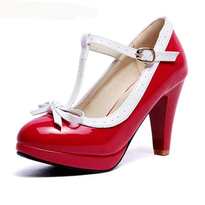 Women Summer High Heels Shoes - 64 Corp