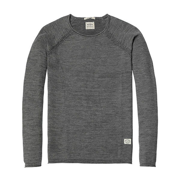 Men Slim Fit  Knitted Sweater - 64 Corp