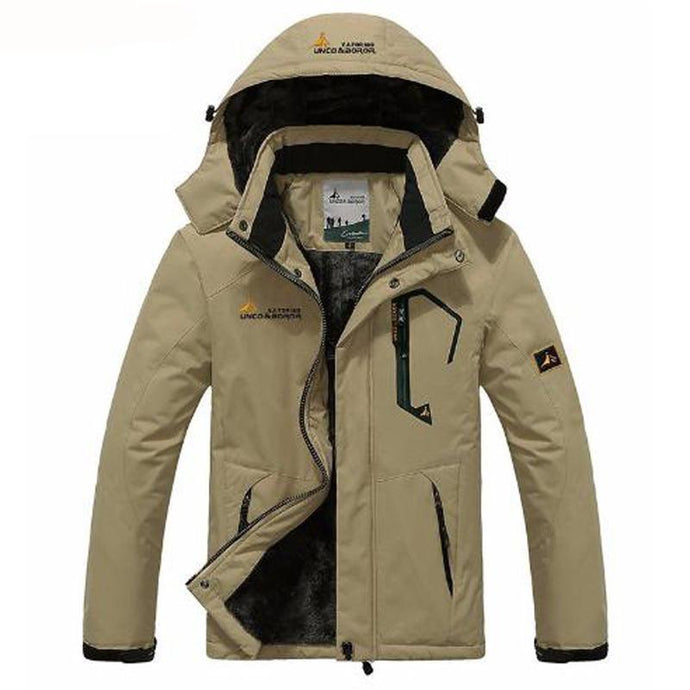 Winter Jackets Men Women`s Outwear - 64 Corp