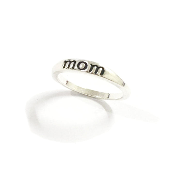 Print Mom Ring - 64 Corp