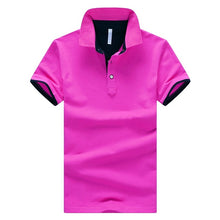 2018 Fashion Clothing New Men Polo Shirt Men Business & Casual Solid Male Polo Shirt Short Sleeve Breathable Summer Chemise Polo - 64 Corp