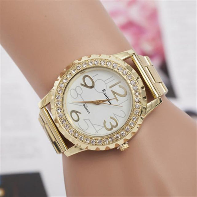 Chic Lady Dress Business Brand Watches - 64 Corp
