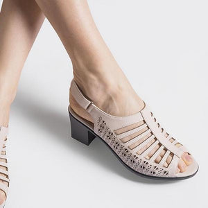 Buckle Strap Women Gladiator Sandals - 64 Corp