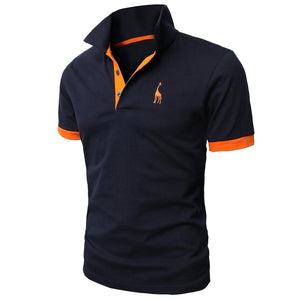 Men's Fashion Casual Polo Shirt - 64 Corp