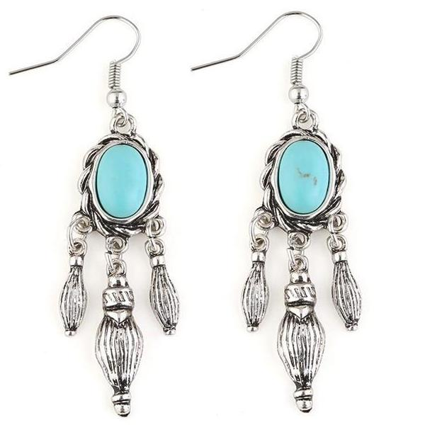 BOHO HIPPIE EARRINGS - 64 Corp