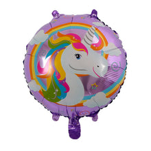 1pc Anagram Large Rainbow Purple Unicorn Balloons Wedding Birthday Party Decor Helium Inflatable Globos Baby Shower Child Gifts - 64 Corp