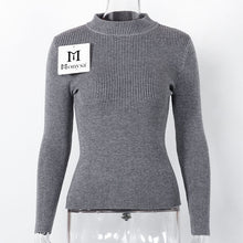 Women Sweaters And Pullovers 2018 New Autumn Winter Clothing Casual Knitted Women Tops Long Sleeve Basic Sweaters For Women - 64 Corp