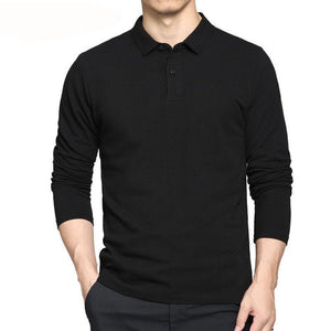 Spring Breathable Cotton Polo Shirts - 64 Corp