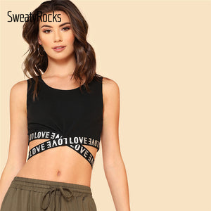 Summer Athleisure Stretchy Active Wear Tank - 64 Corp