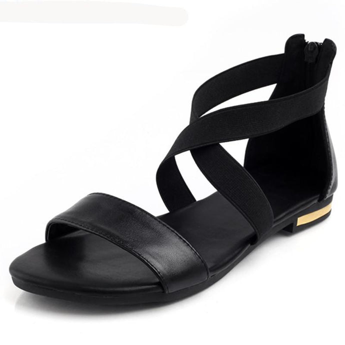 Genuine Leather Women Sandals - 64 Corp