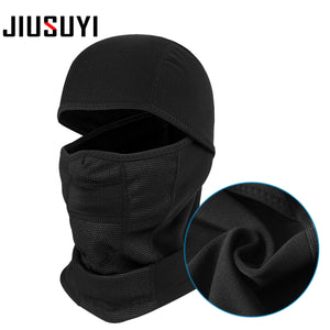 Cold Weather Waterproof Winter Neck Warmer Fleece Windproof Balaclava Tactical Snowboard Bicycle Gear Full Face Mask Men Women - 64 Corp