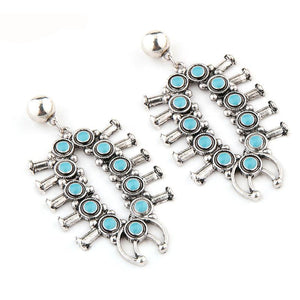 Hippie Boho Tribal Earrings - 64 Corp
