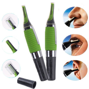 Man Women Professional Personal Hair Trimmer Ear Nose Mustache Beard Grooming Kit Trimmer - 64 Corp
