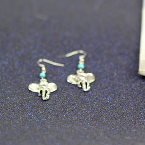 New Ancient Silver Pendant Cowboy Boots & Cap Drop Earring Dangle Charm Vintage Jewelry For Women Gift e0121 - 64 Corp