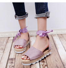 Plus Size 34-44 Flats Sandals Summer Women Sandals Fashion Casual Shoes For Woman European Rome Style Sandale Femme - 64 Corp