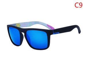 Polarized Sport Sunglasses - 64 Corp