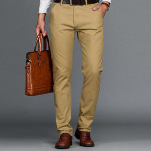 Mens Casual Business Pants - 64 Corp