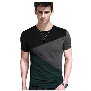 2018 New Men POLO Shirt Fashion Polo Homme Slim Fit Short-sleeve Camisa Polo shirts Men's Summer Tops&Tees - 64 Corp