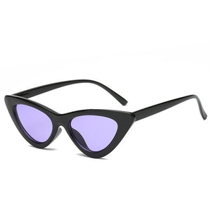 Women Cat Eye Sunglasses - 64 Corp
