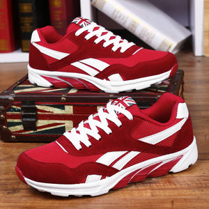 Spring/autumn casual shoes for men Big size39-47 sneaker trendy comfortable mesh fashion lace-up Adult male shoes zapatos hombre - 64 Corp