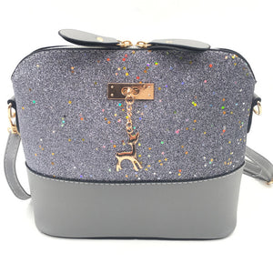 Crossbody Shoulder Messenger Bags Shell Shape - 64 Corp
