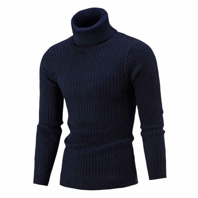 Turtleneck Sweater - 64 Corp