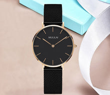 Luxury Brand Quartz Watch Women fashion Rose gold Steel Bracelet Watch dw watch style  Ladies Dress Watch 32mm relogio feminino - 64 Corp
