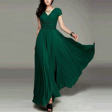 Sophisticated Maxi Fashion Dress - 64 Corp