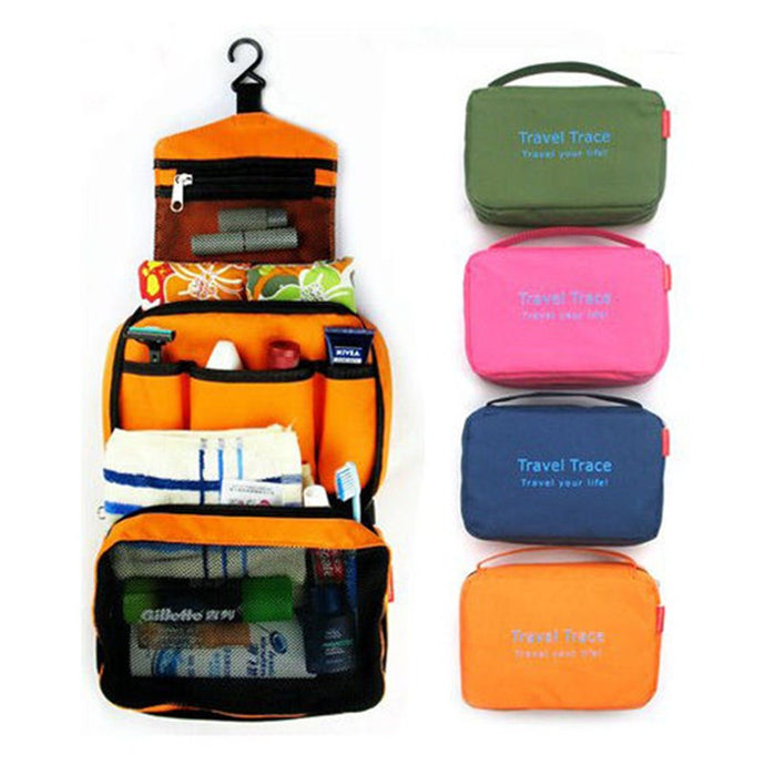 Camping Mens/Ladies Travel Toiletry Wash Bag - 64 Corp
