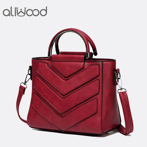 2017 New Women Bag PU Leather Handbags Ladies  Crossbody Bags Trendy Luxury Tote Female Shoulder Messenger Bags Bolsas Feminina - 64 Corp