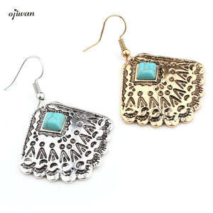 Boho Pattern Earrings - 64 Corp