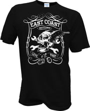 New Cotton Leisure Fashion Brand Clothing Tee Shirt Men 100% Cotton Motorrad Tattoo Biker Totenkopf Skull Rocker Casual T Shirt - 64 Corp