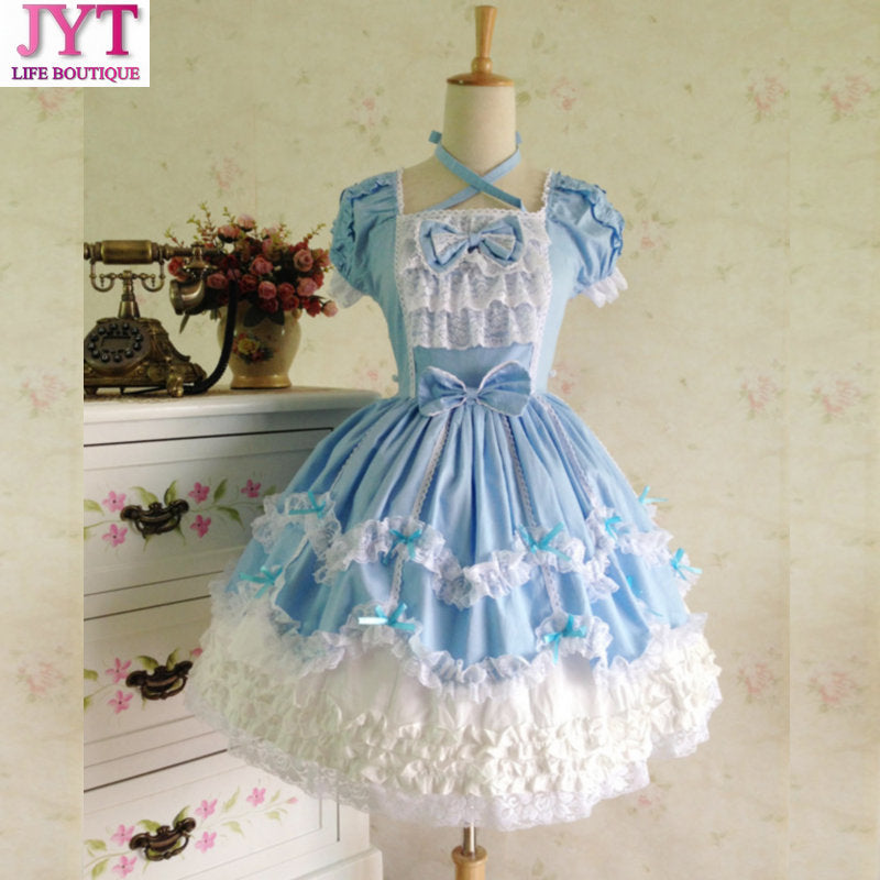 Free Shipping 2017 Plus Size Princess Cosplay Costume For Girl