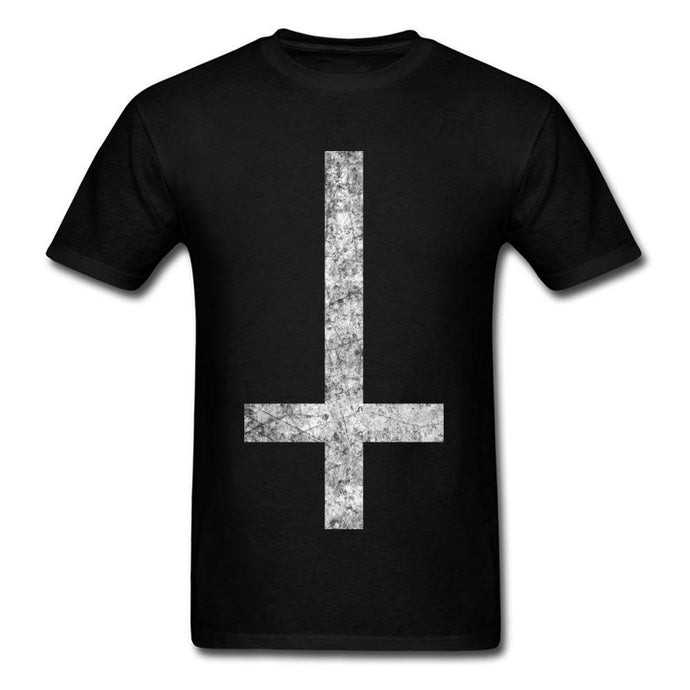 Tops & Tees Inverted Cross - Grunge - 64 Corp