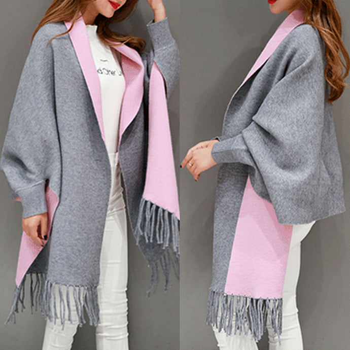 Double Side Cashmere Shawl - 64 Corp