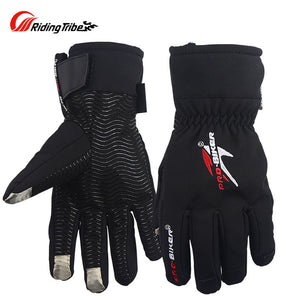 Pro-Biker waterproof Cold Weather Gloves - 64 Corp