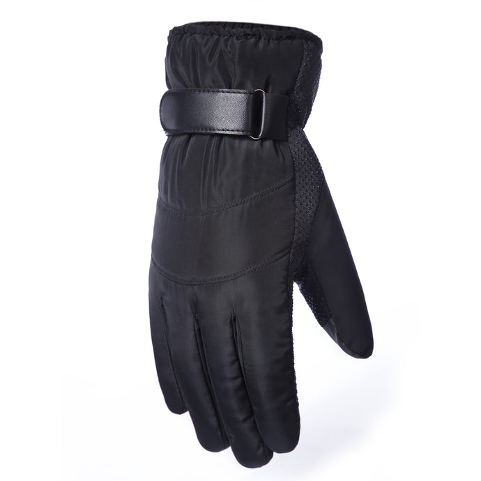 Skiing Gloves High Quality Unisex Fleece Windproof Gloves - 64 Corp
