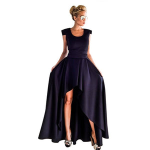 Elegant Club Long Sophisticated Party Queen Dress - 64 Corp