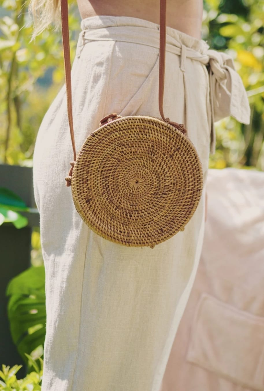 Bohemian Bali Bag Medium
