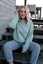 "Pullover ""Laura"" (Mint)"