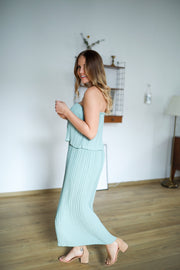 "Jumpsuit ""Lara"" (Mint)"