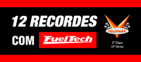 12 Recordes e 18 Vitórias com FuelTech na 2º Etapa do VP Series!