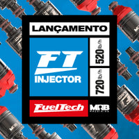 FT INJECTOR, o bico injetor de alta performance da FuelTech!