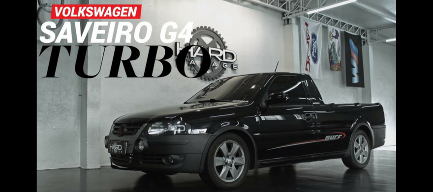 VW Saveiro G4 Turbo com FuelTech no Ranking Preparados FULLPOWER!