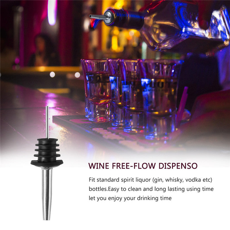 Free Flow Wine Bottle Pourer - MyLegacyBoutique