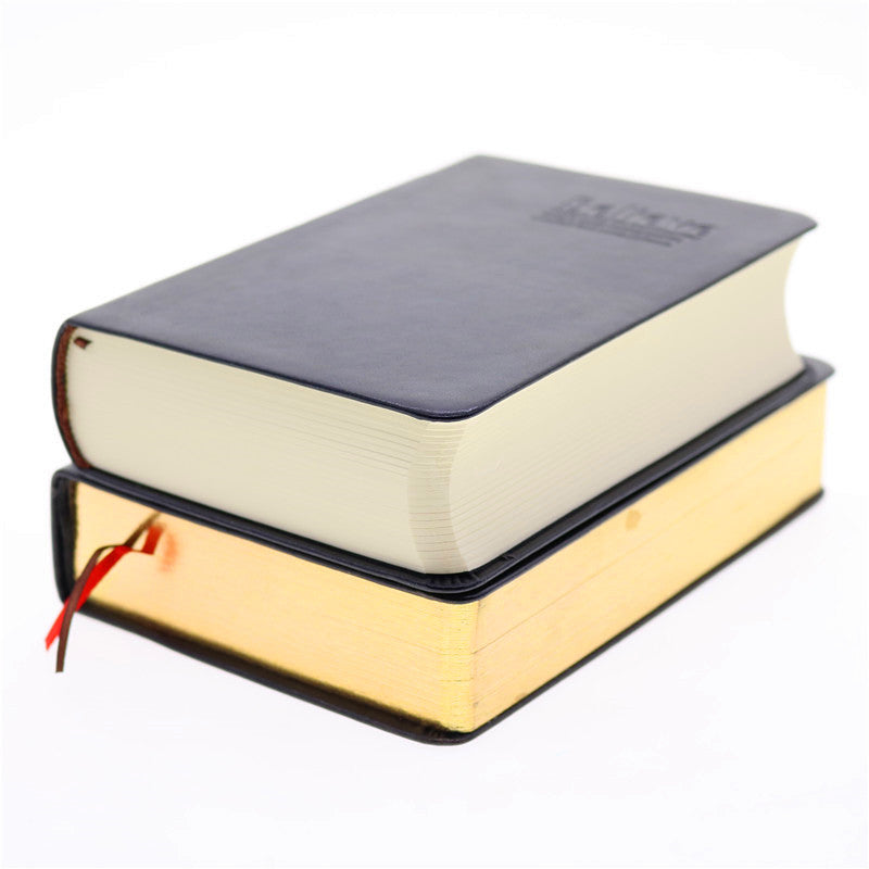 Thick Leather Notebook - MyLegacyBoutique