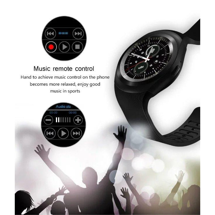 Aviation Bluetooth Smartwatch - MyLegacyBoutique