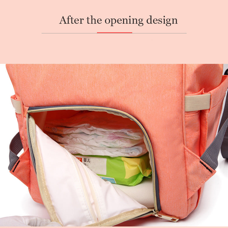 Fashion Diaper Travel Bag - MyLegacyBoutique