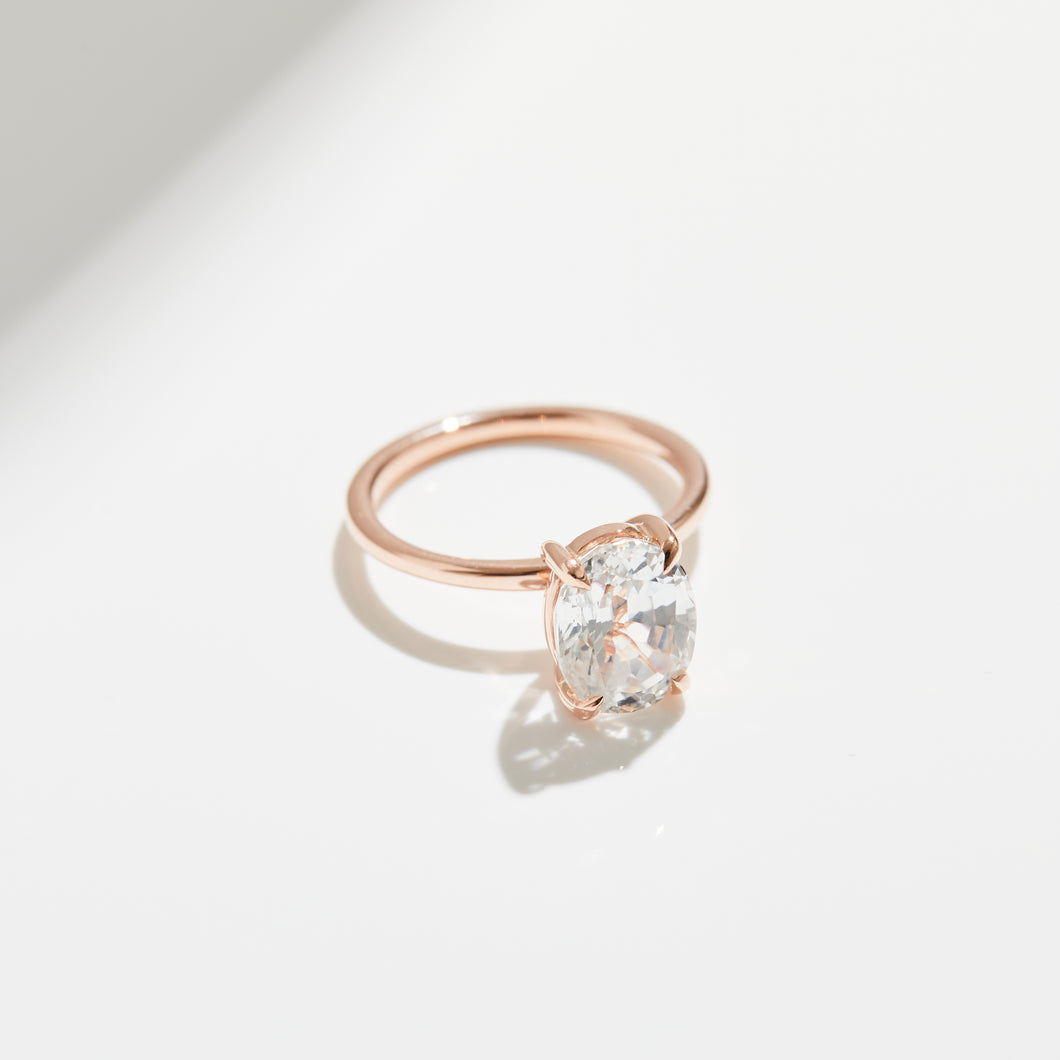 ONLY ONE SOLITAIRE RING