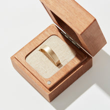 FLAT PROFILE EVERYDAY RING